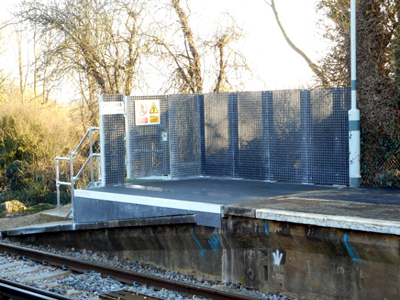 Pevensey West Ham Station